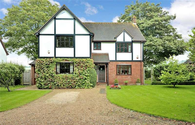 4 Bedrooms Detached House for sale in Aston Court, Iwerne Minster, Blandford Forum, Dorset