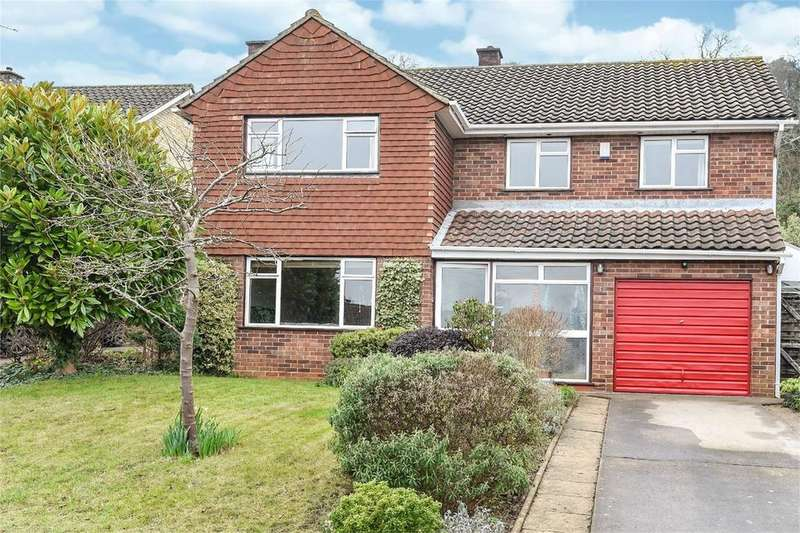 4 Bedrooms Detached House for sale in Benville Avenue, Coombe Dingle, Bristol