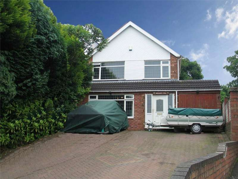 3 Bedrooms Detached House for sale in Orchard Street, BRIERLEY HILL, West Midlands