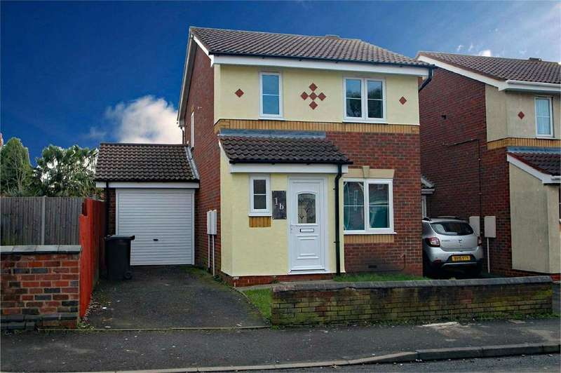 3 Bedrooms Detached House for sale in Pheasant Street, Brockmoor, BRIERLEY HILL