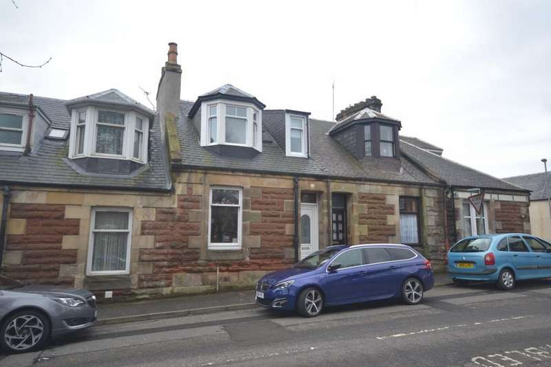 2 Bedrooms Terraced House for sale in 15 Greenside, Maybole, KA19 7DG