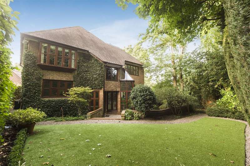 5 Bedrooms House for sale in Westover Hill, Hampstead, NW3
