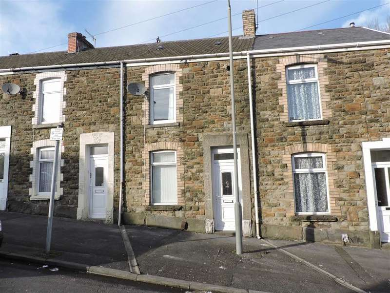 2 Bedrooms Property for sale in Morfydd Street, Morriston