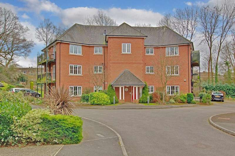 2 Bedrooms Flat for sale in WINCHESTER HILL, ROMSEY