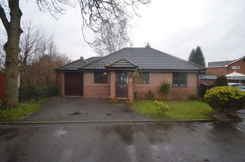 2 Bedrooms Detached Bungalow for sale in The Old Garden, Grange Road, Timperley WA15
