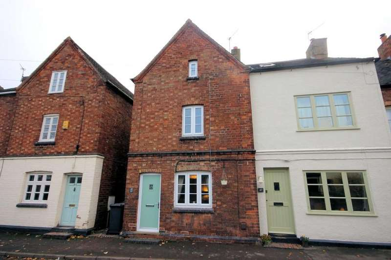 3 Bedrooms End Of Terrace House for sale in Church Street, Appleby Magna