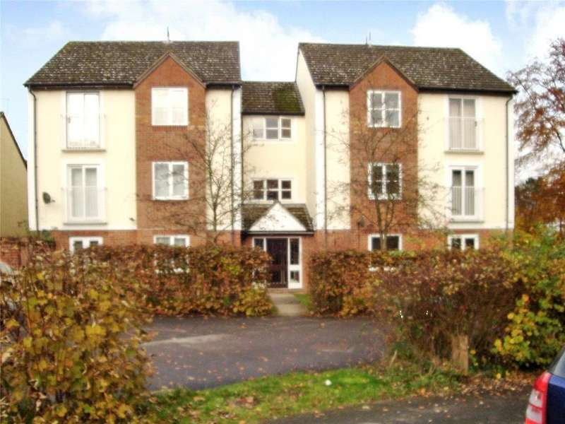 1 Bedroom Flat for sale in Gander Drive, Rooksdown, Basingstoke, Hampshire, RG24