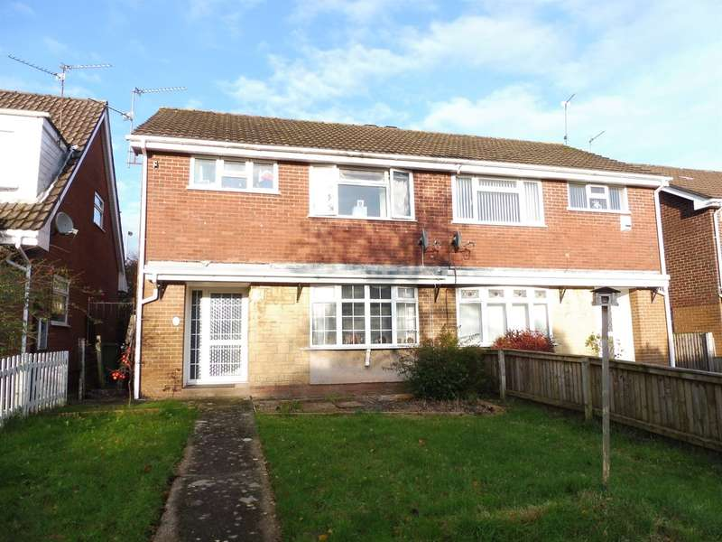 3 Bedrooms Semi Detached House for sale in Bryncyn, Cardiff