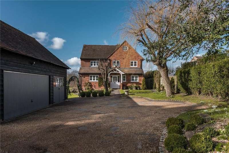 5 Bedrooms Detached House for sale in Elm Lane, Bourne End, Buckinghamshire, SL8