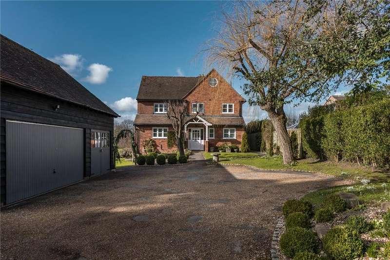 5 Bedrooms Detached House for sale in Elm Lane, Bourne End, Buckinghamshire, SL8