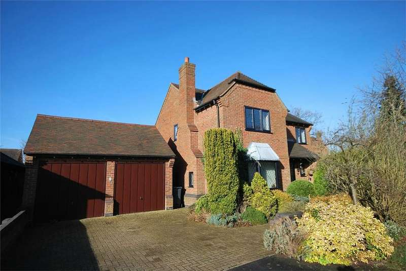 4 Bedrooms Detached House for sale in Westfield Manor, Four Oaks, SUTTON COLDFIELD, West Midlands