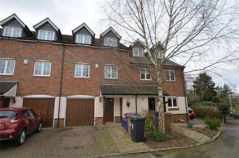 4 Bedrooms Town House for sale in South Lodge Mews, BALDOCK, Hertfordshire
