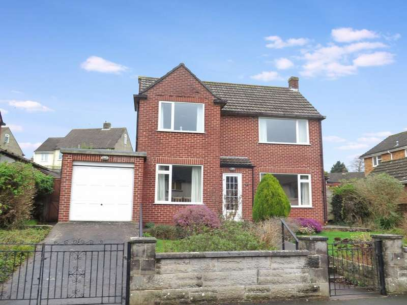 3 Bedrooms Detached House for sale in Mount Pleasant Avenue, Wells
