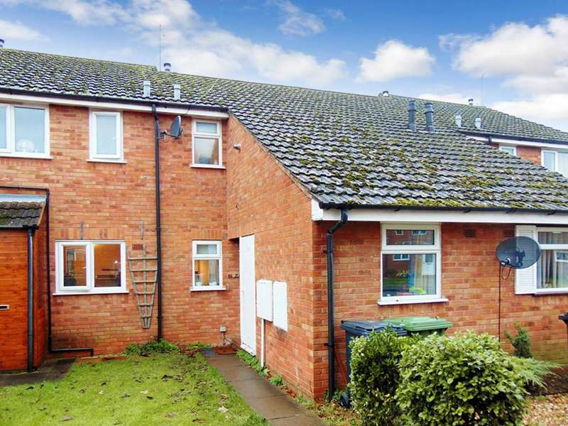 2 Bedrooms Terraced House for sale in Forest Gate, Evesham