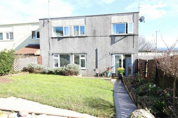 4 Bedrooms Semi Detached House for sale in Mere Path, Greenmeadow, CWMBRAN, Torfaen