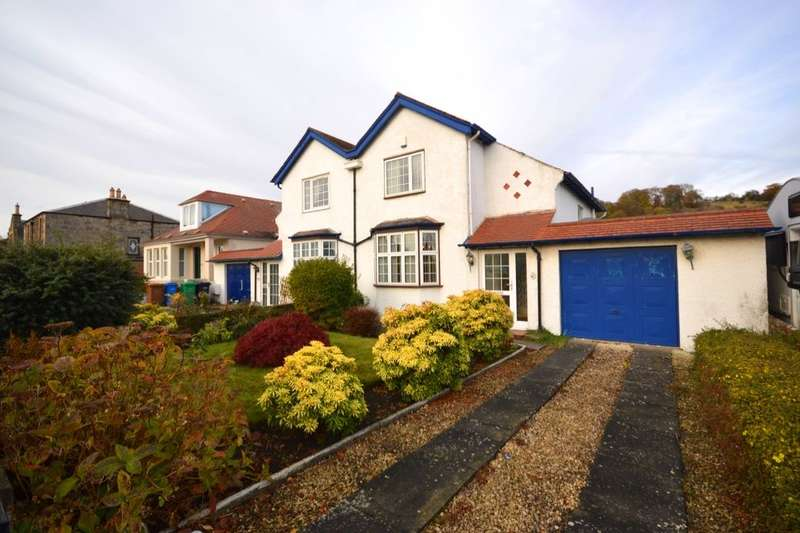 3 Bedrooms Semi Detached House for sale in Kinghorn Road, Burntisland, KY3