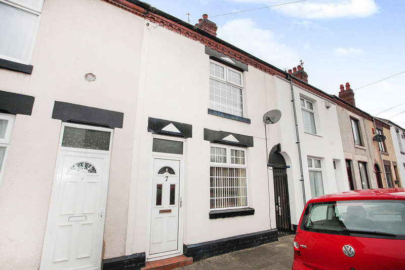 3 Bedrooms Property for sale in James Street, Nuneaton, CV11