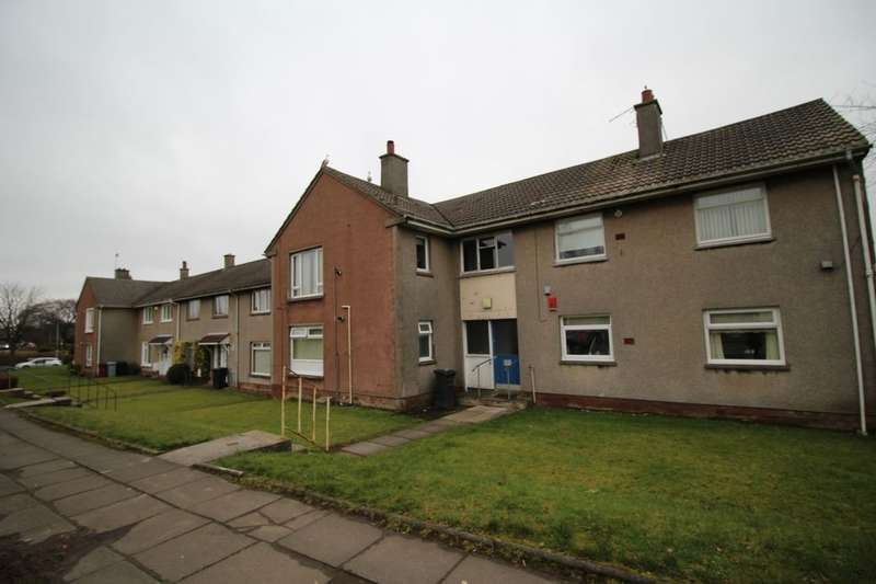 1 Bedroom Flat for sale in Maxwellton Road, East Kilbride, Glasgow, G74
