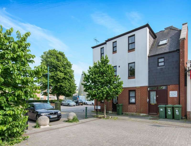 1 Bedroom Flat for sale in Jonas Nichols Square, Southampton, SO14