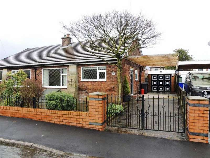 2 Bedrooms Property for sale in Legh Drive, Audenshaw, Manchester
