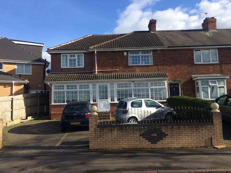 5 Bedrooms Terraced House for sale in Drews Lane, Ward End, Birmingham B8