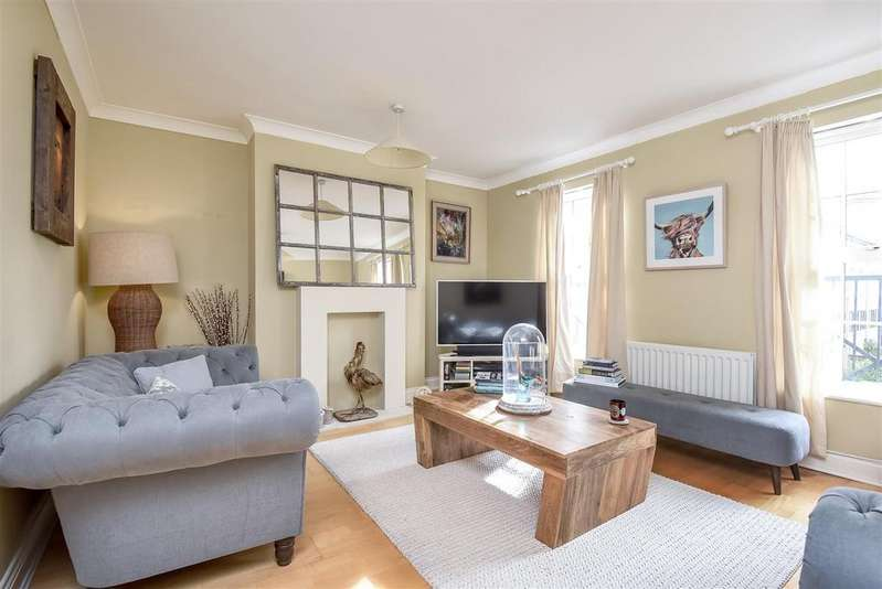 3 Bedrooms End Of Terrace House for sale in St Georges Manor, Littlemore