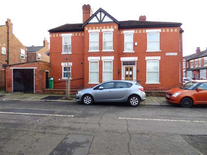 3 Bedrooms Terraced House for sale in Monica Grove, Levenshulme, Manchester, M19