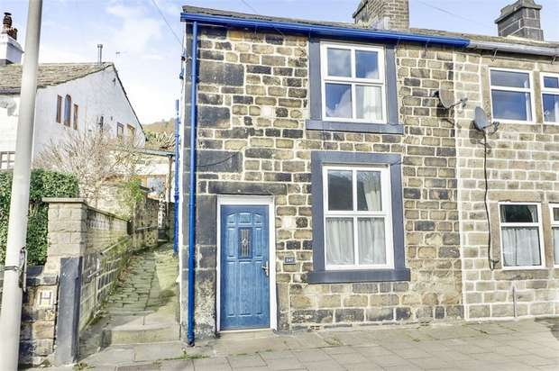 2 Bedrooms Cottage House for sale in Halifax Road, Todmorden, West Yorkshire