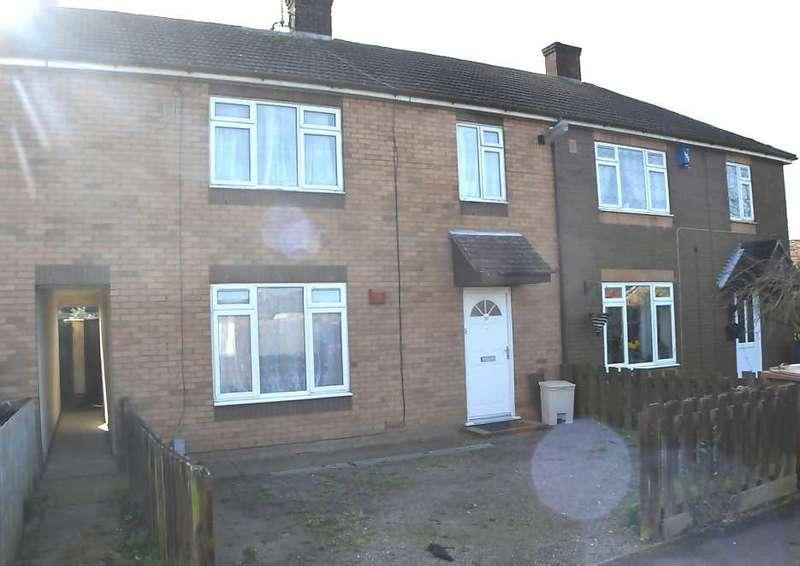 3 Bedrooms Terraced House for sale in Jeffery Avenue, Walsoken, Wisbech