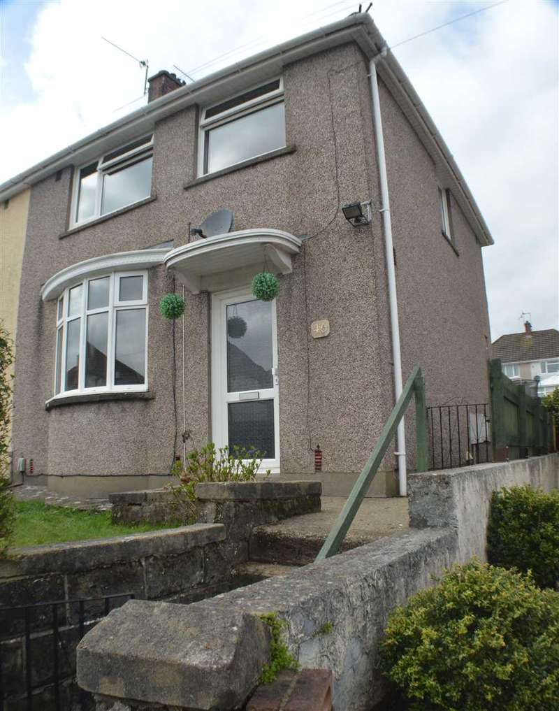 3 Bedrooms Semi Detached House for sale in Gaer Park Drive, Newport