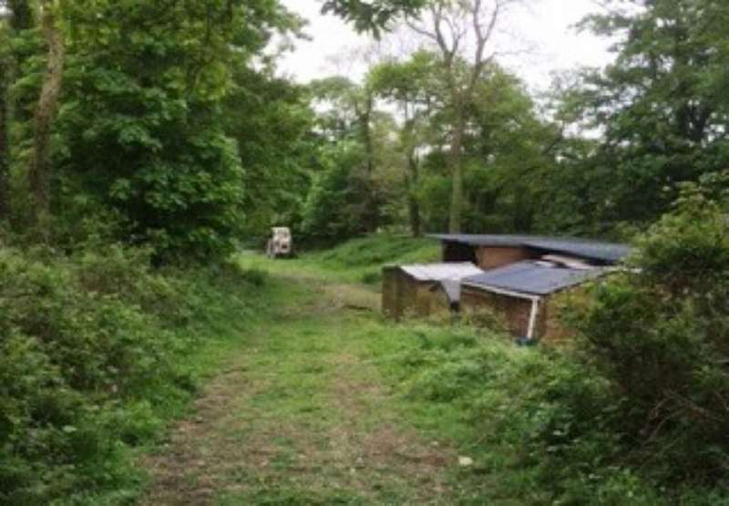 Land Commercial for sale in Bowls Road, Newcastle Emlyn, Ceredigion