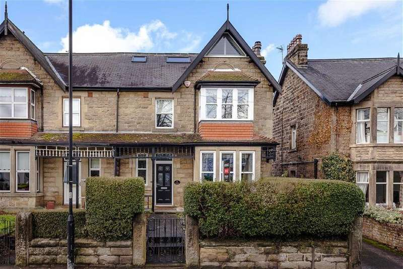 5 Bedrooms Semi Detached House for sale in Boroughbridge Road, Knaresborough, North Yorkshire