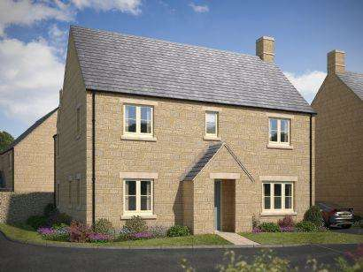 4 Bedrooms Detached House for sale in Honeystones, Station Rd, Bourton On Water, Gloucester