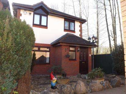 3 Bedrooms Detached House for sale in Primrose Woods, Birmingham, West Midlands