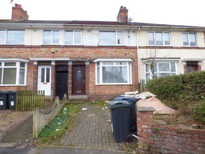 3 Bedrooms Terraced House for sale in Severne Grove, Acocks Green, Birmingham, West Midlands