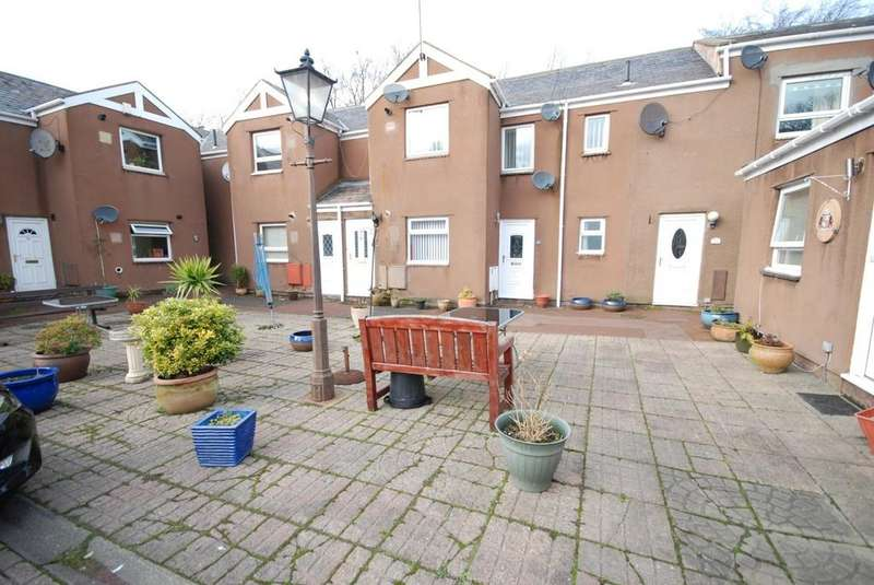 1 Bedroom Flat for sale in Dene Mews, Castletown