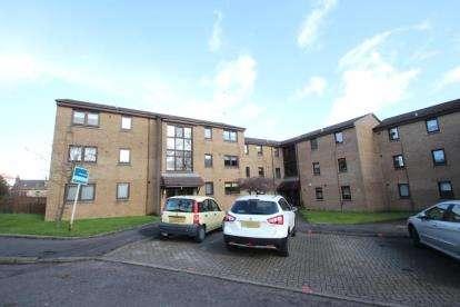 2 Bedrooms Flat for sale in Brodie Park Avenue, Paisley, Renfrewshire