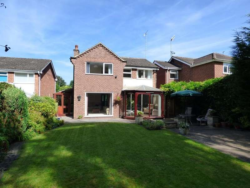 5 Bedrooms Detached House for sale in Askew Grove, Repton