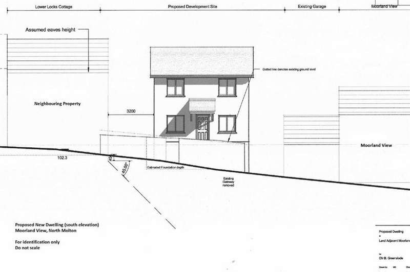 2 Bedrooms Residential Development Commercial for sale in East Street, North Molton, South Molton, Devon, EX36