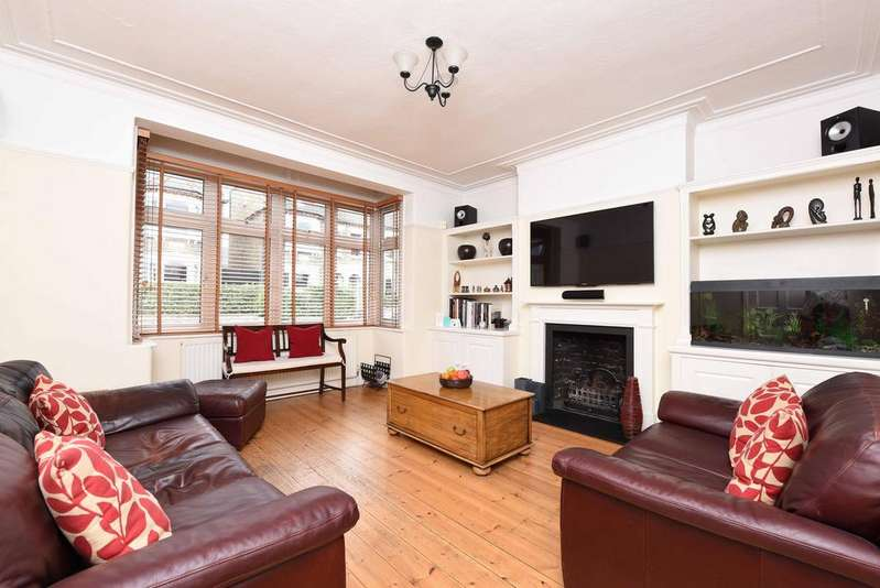 5 Bedrooms Terraced House for sale in Broomwood Road, SW11