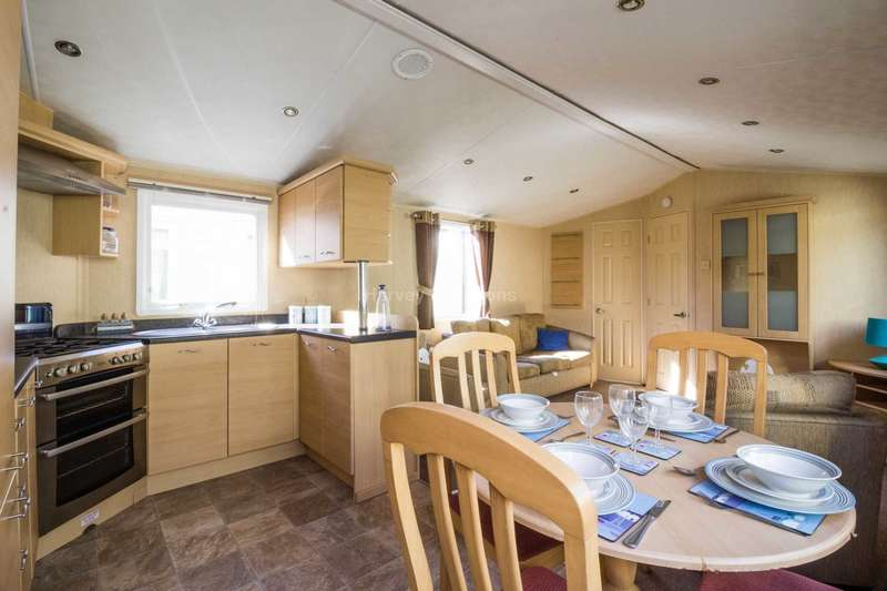 2 Bedrooms Mobile Home for sale in Scratby, Norfolk