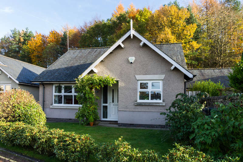 2 Bedrooms Detached Bungalow for sale in 36 Kirkbie Green, Kendal, Cumbria LA9 7AJ