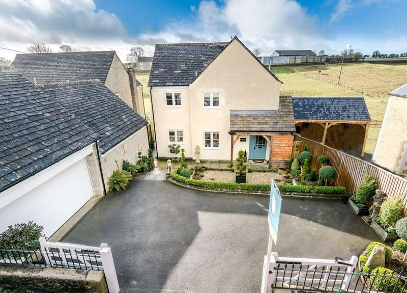 4 Bedrooms Detached House for sale in Charlton Road, Tetbury