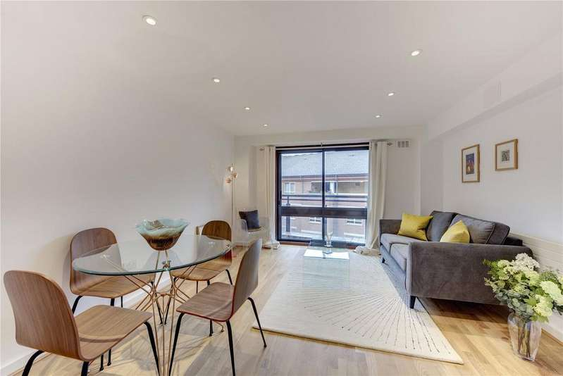 2 Bedrooms Apartment Flat for sale in Bedford Court, Covent Garden, WC2E