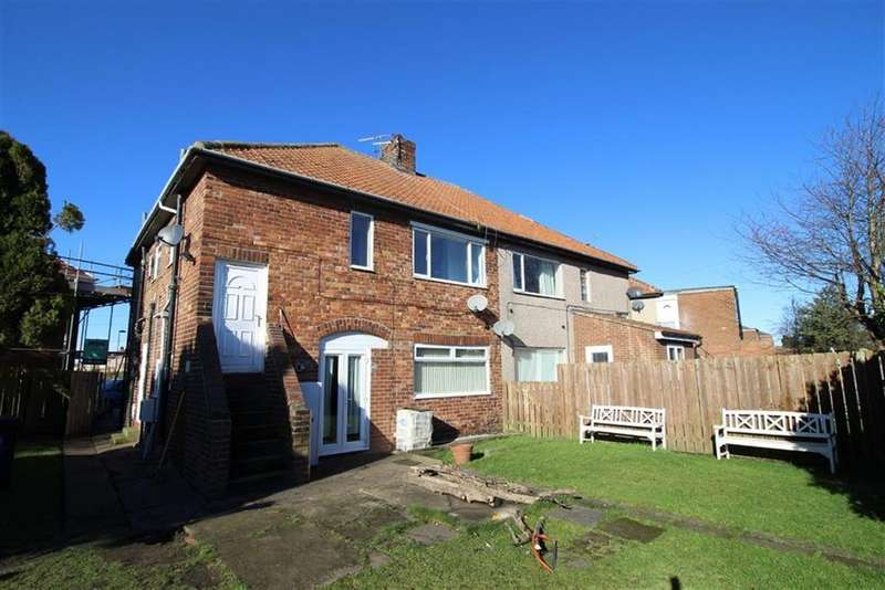 2 Bedrooms Flat for sale in Sydney Grove, Newcastle Upon Tyne, NE28