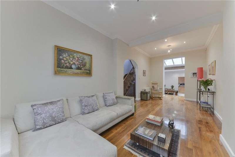 3 Bedrooms Terraced House for sale in Napier Road, Holland Park, London, W14
