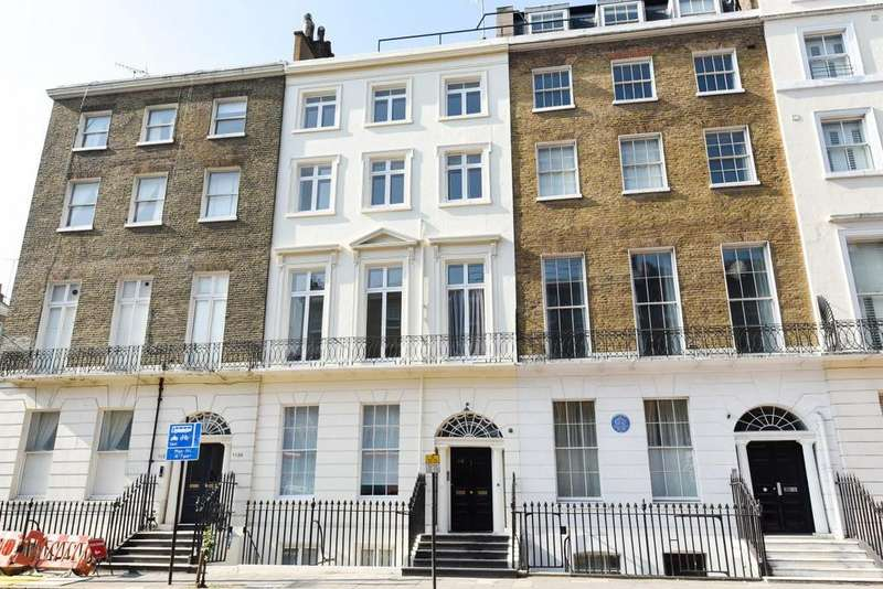 3 Bedrooms Flat for sale in Gloucester Place, Marylebone, W1U