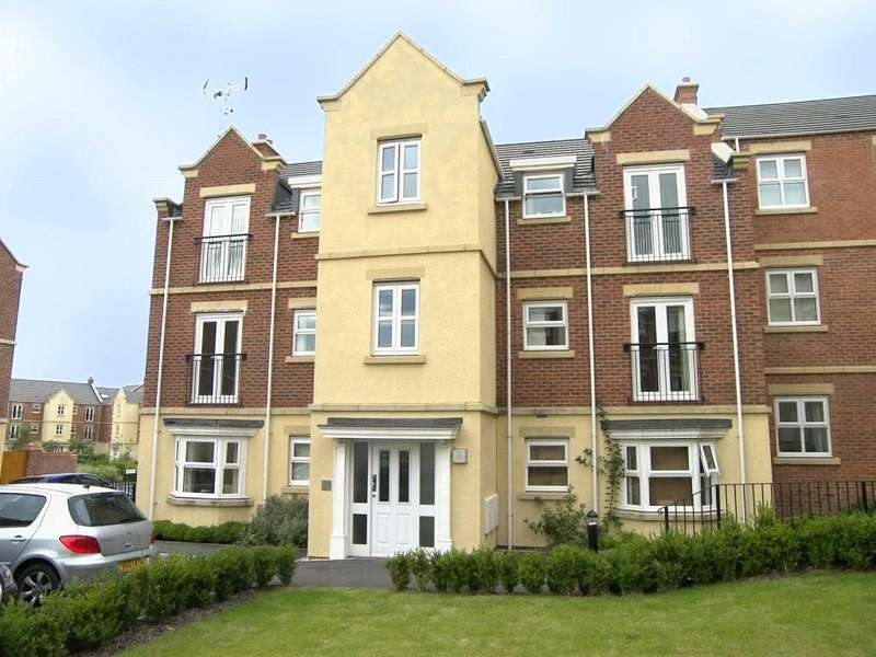 2 Bedrooms Apartment Flat for sale in Whitehall Green, Wortley, Leeds