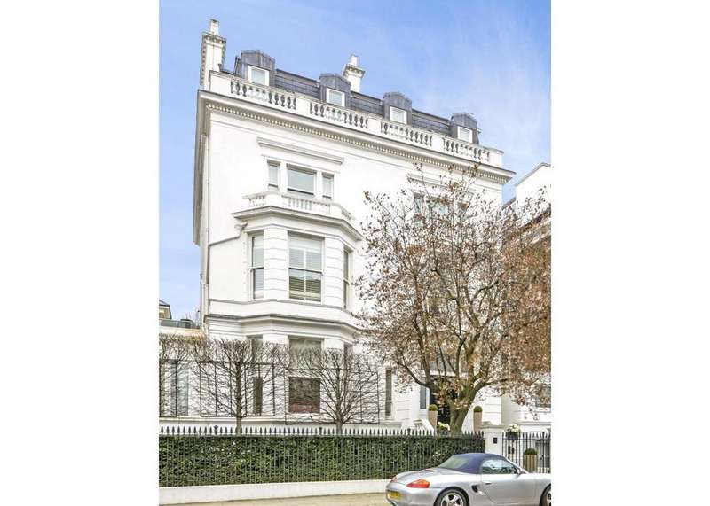 10 Bedrooms Semi Detached House for sale in Upper Phillimore Gardens, Kensington, London, W8
