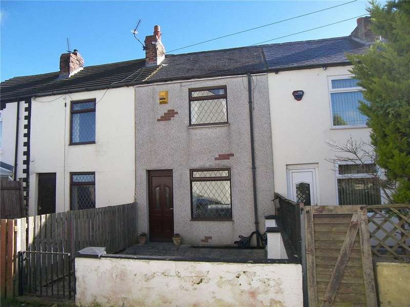 2 Bedrooms Terraced House for sale in Low Common, Methley, Leeds, West Yorkshire